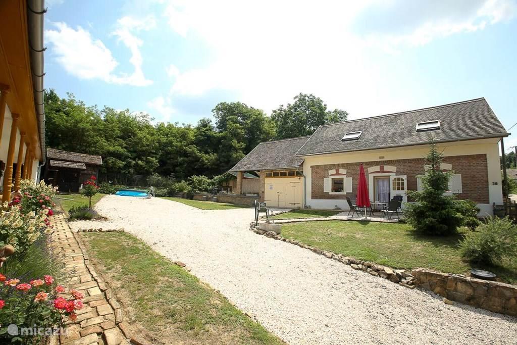 Vakantiehuis Hongarije, Tolna – vakantiehuis Zavod Lodge