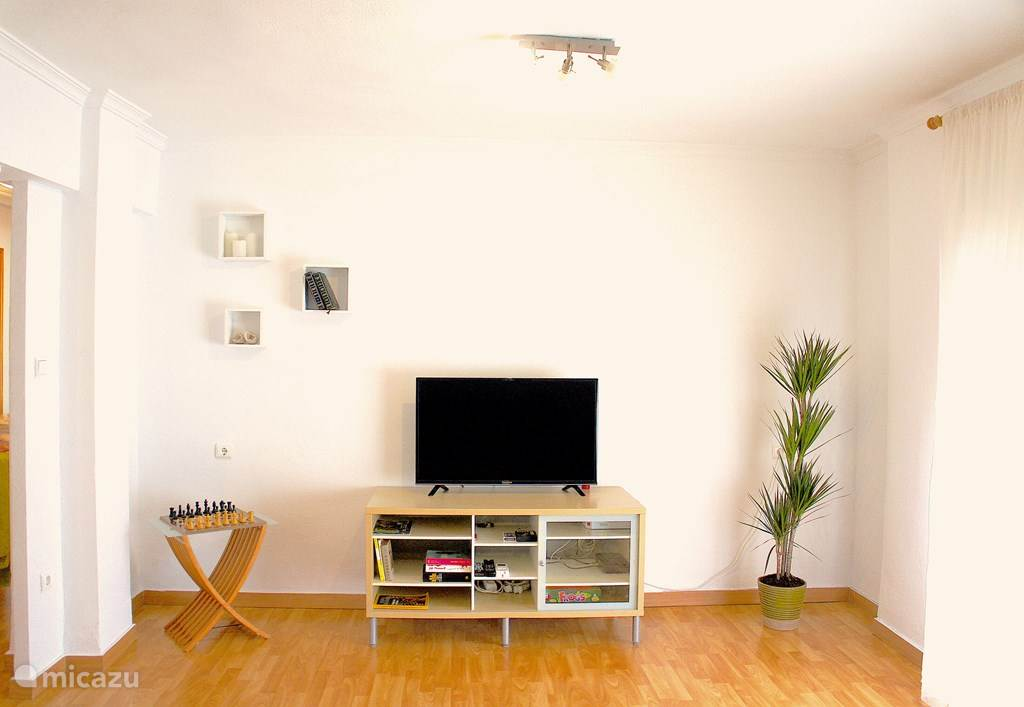 Vacation Rental Spain, Costa Blanca, Alicante Apartment Dream House Oat The  Beach ...