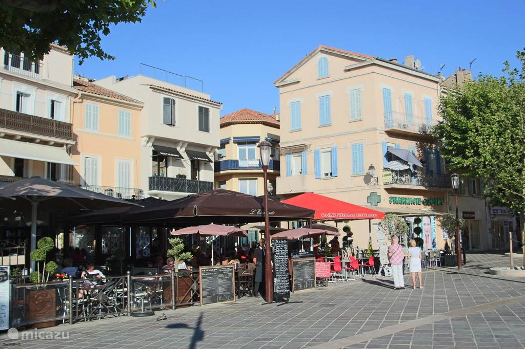 Sainte Maxime boulevard