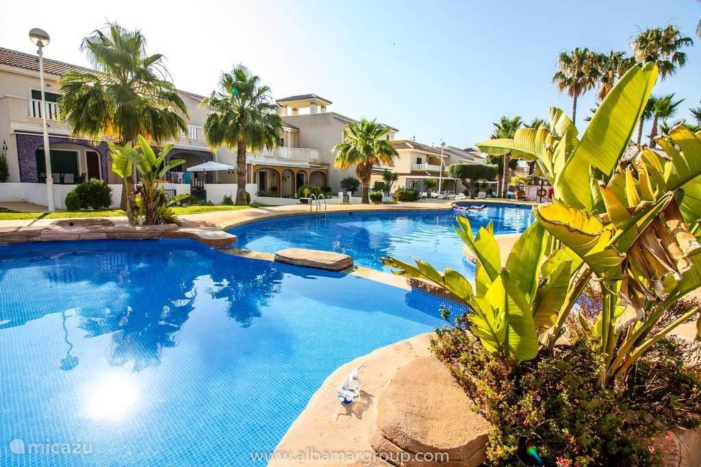 Vakantiehuis Spanje, Costa Blanca, Ciudad Quesada vakantiehuis Casa Mira