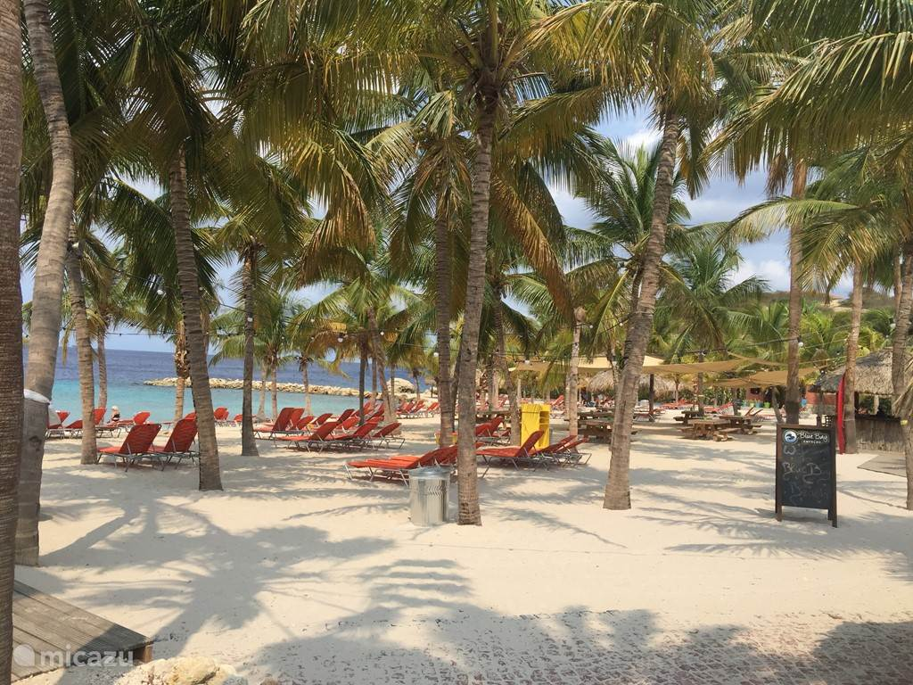 Vakantiehuis Curaçao, Curacao-Midden, Blue Bay Villa Blue Bay Beach Villa - Familie Villa