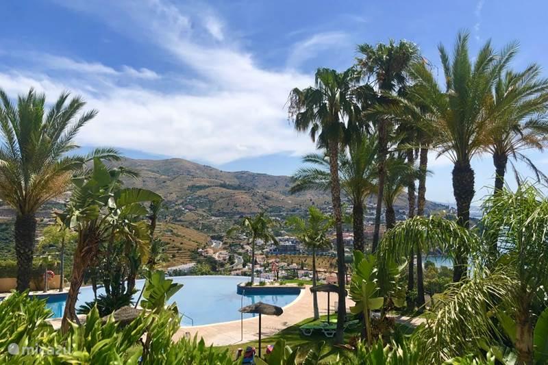 Vakantiehuis Spanje, Costa del Sol, Almunecar Vakantiehuis Casa El Balcon