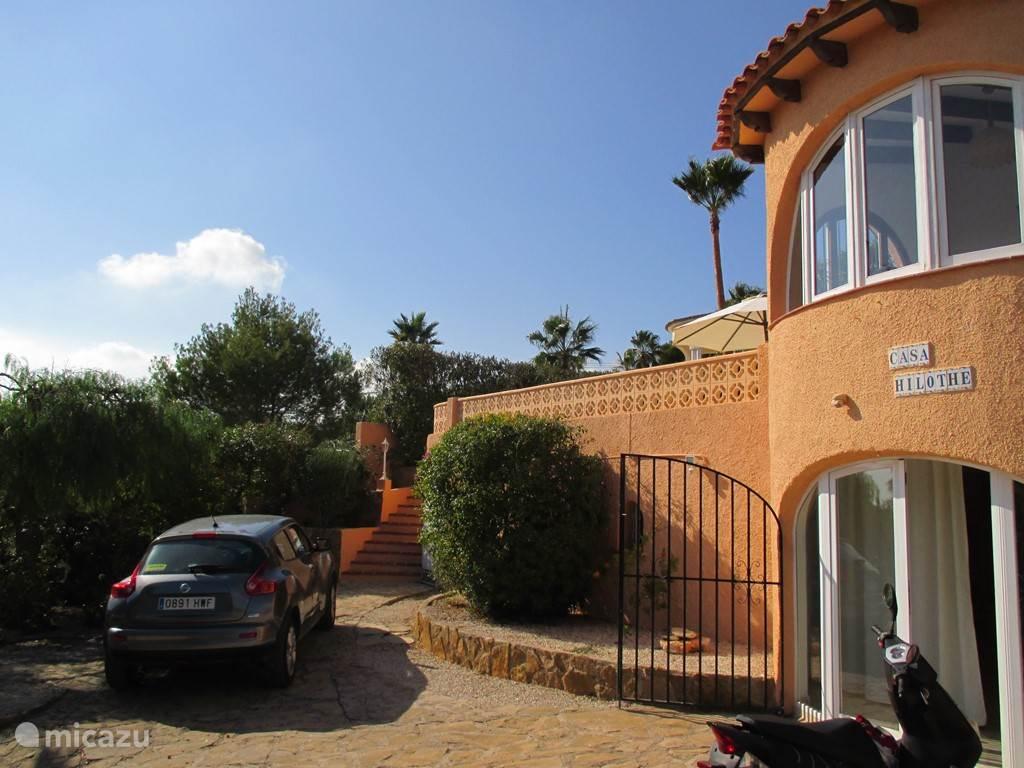 Groepsaccommodatie, Spanje, Costa Blanca, Calpe, villa Casa Hilothe