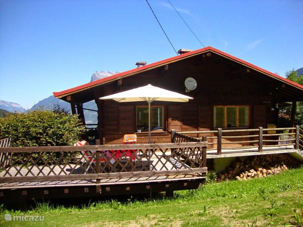 Vakantiehuis Frankrijk, Haute-Savoie, Saint Gervais-les-Bains chalet Chalet l'Intervalle