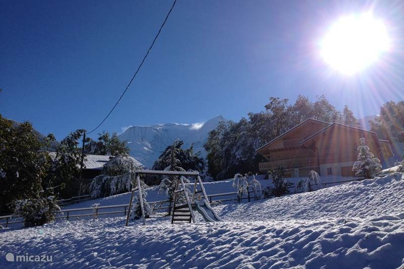 Vacation rental France, Haute Savoie, Saint Gervais-les-Bains Chalet Chalet l'Intervalle