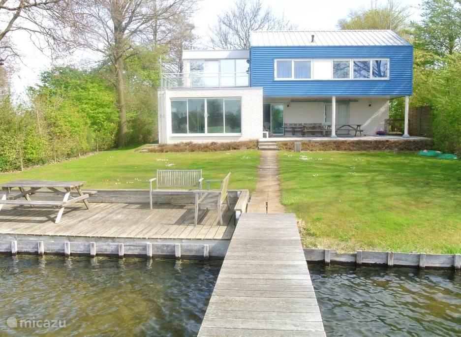 Vakantiehuis Nederland, Zeeland, Arnemuiden Vakantiehuis Waterhouse Oranjeplaat Veerse Meer