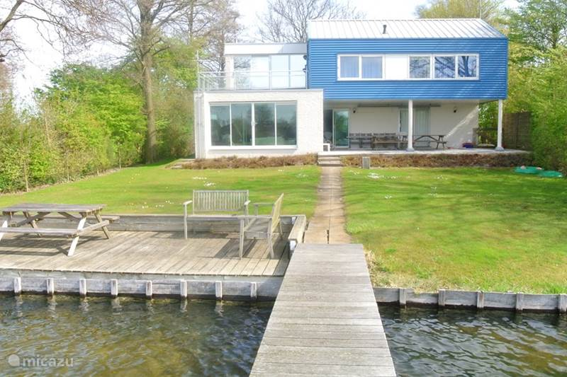 Vacation rental Netherlands, Zeeland, Arnemuiden Holiday house Waterhouse Oranjeplaat Veerse Meer