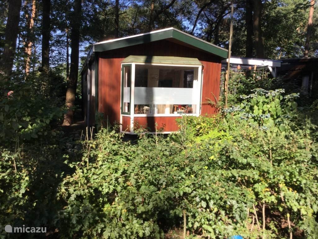 Vacation rental Netherlands, Drenthe, Zuidwolde mobile home Paradijsje