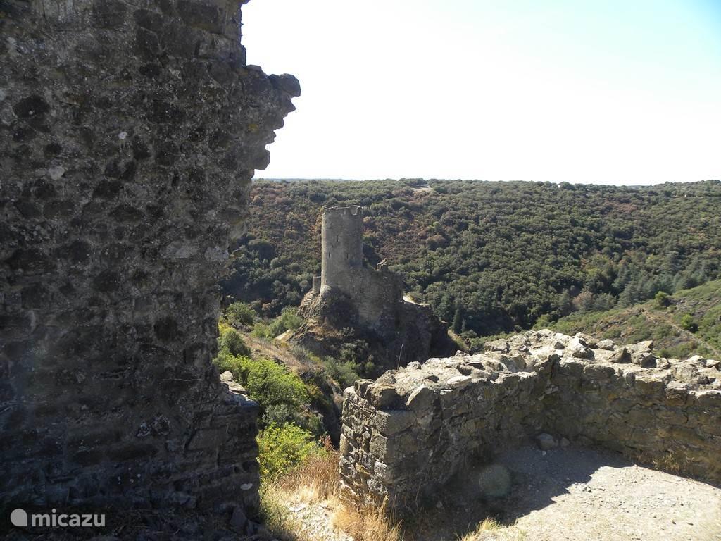 Chateaux de Lastours
