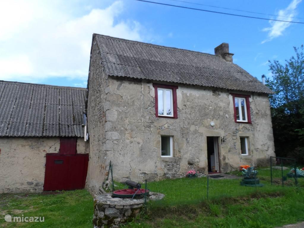 Vakantiehuis Frankrijk, Auvergne, Charensat boerderij Le ancienne Ferme
