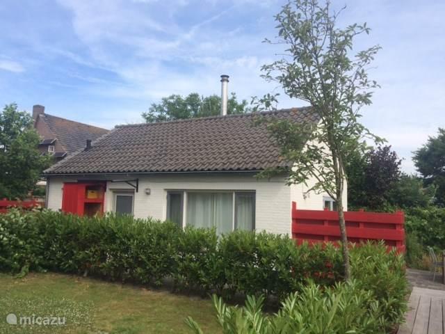 Vakantiehuis Nederland, Zeeland, Schoondijke - vakantiehuis 't Bijgebouw