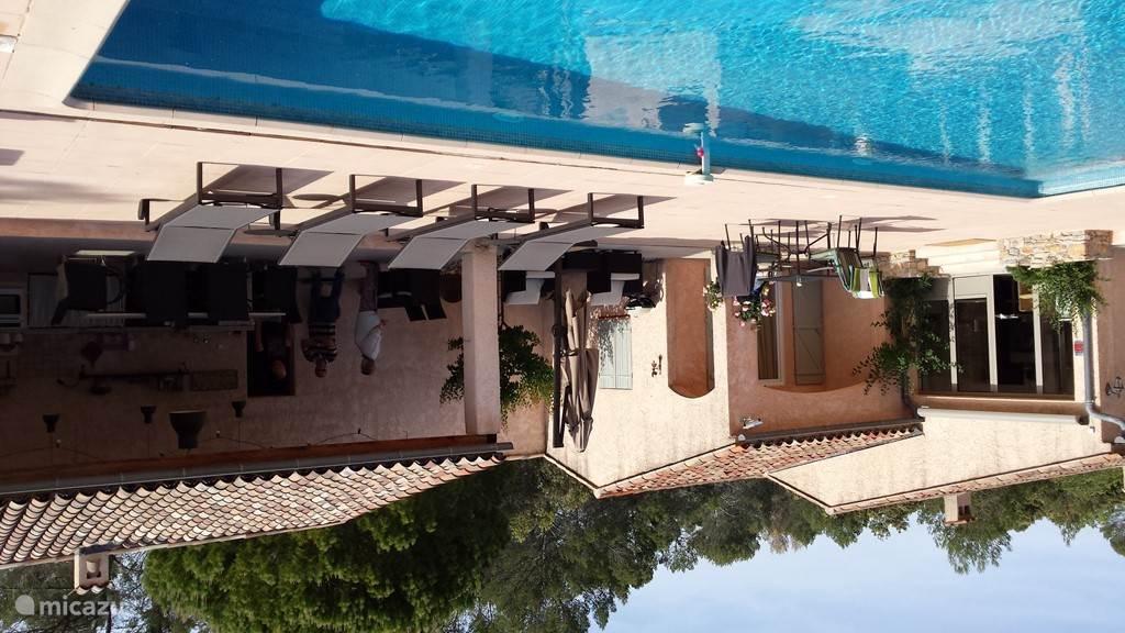 Vakantiehuis Frankrijk, Provence, Lorgues appartement La Soleiade appartement