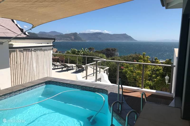 Vakantiehuis Zuid-Afrika, Kaapstad (West-Kaap), Simonstad Villa Villa Heuvel