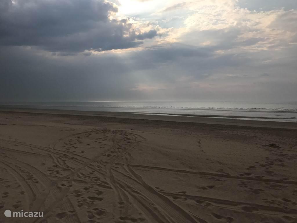The beautiful Belgian coast