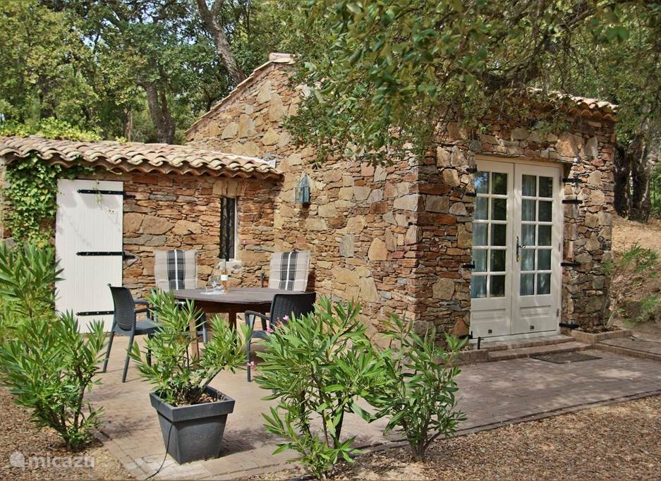 Vacation rental France, French Riviera,  Le Plan-de-la-Tour  gîte / cottage Gite Brigitte with pool Jacuzzi