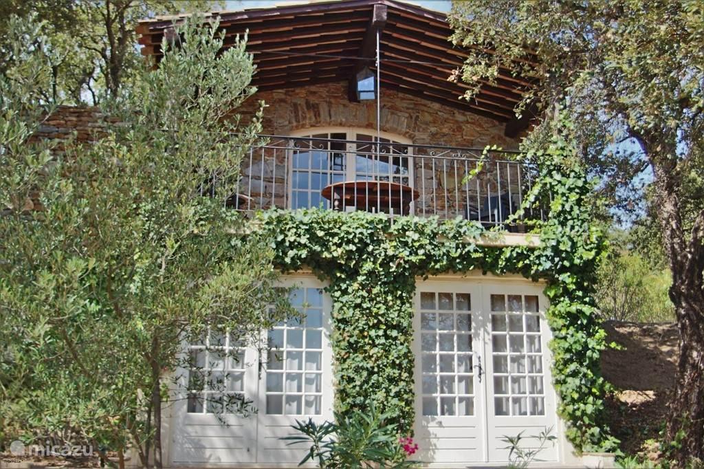 Vacation rental France, French Riviera,  Le Plan-de-la-Tour  Gîte / Cottage Gite Paradis pool jacuzzi seaview