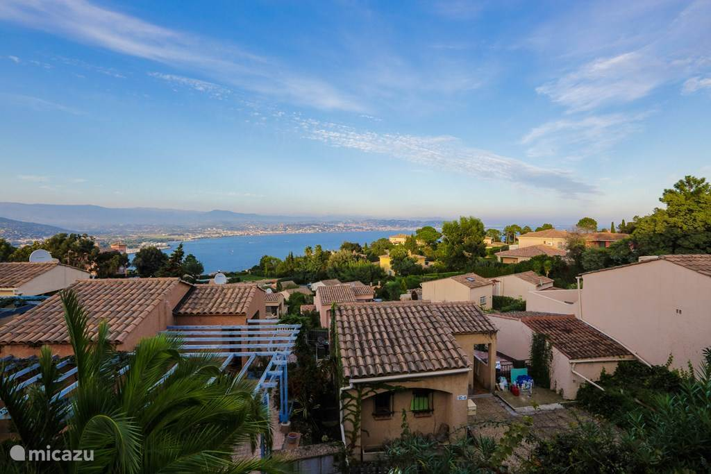 Vacation rental France, French Riviera, Théoule-sur-Mer holiday house Calypso