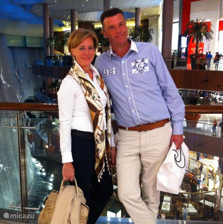 John & Mieke de Wit