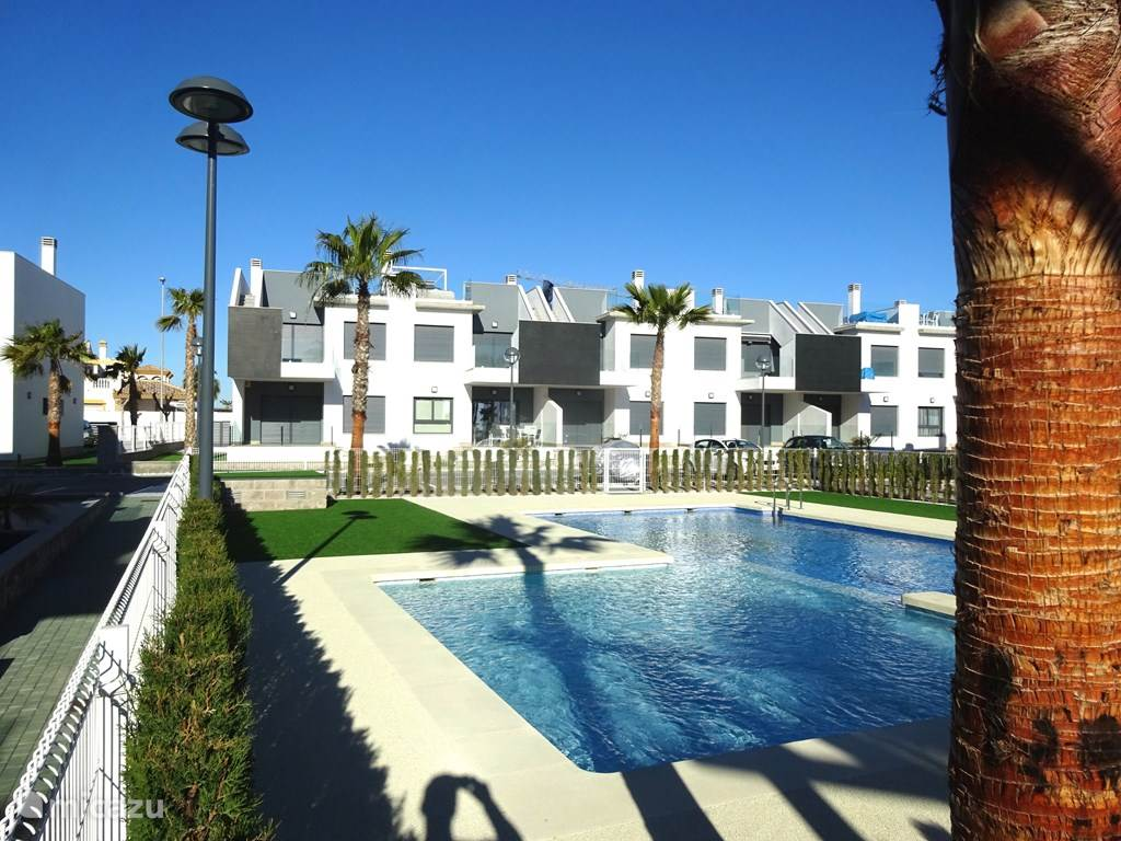 Vakantiehuis Spanje, Costa Blanca, Pilar de la Horadada - appartement Casa Pilar (incl. 2 fietsen)