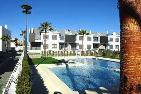 Vakantiehuis Spanje, Costa Blanca, Orihuela Costa - appartement Casa Pilar (incl. 2 fietsen)