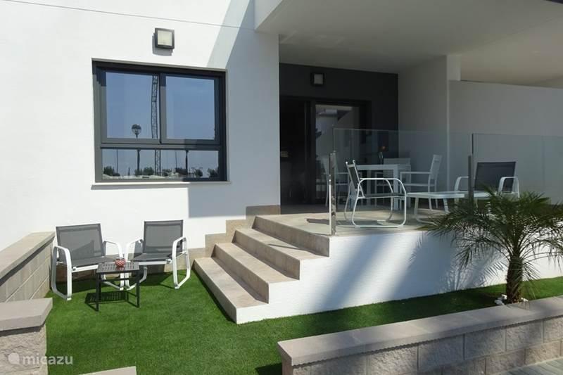 Vakantiehuis Spanje, Costa Blanca, Pilar de la Horadada Appartement Casa Pilar (incl. 2 fietsen)