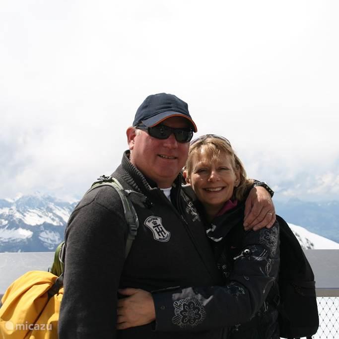 Jos & Anna-Marie  van der Drift