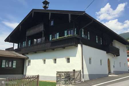 Vacation rental Austria, Salzburgerland, Niedernsill apartment Tauern Apartment Schrempf Anna