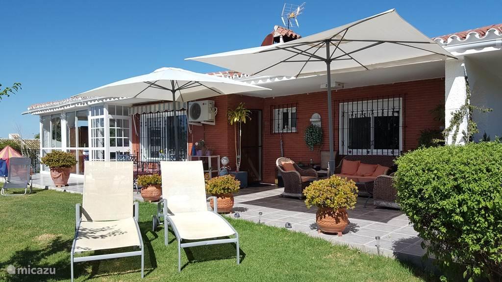 Vakantiehuis Spanje, Andalusië, Mijas Villa El Camarote in Mijas