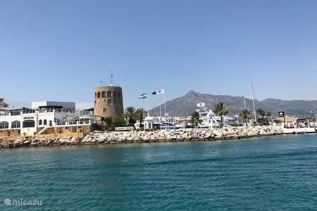 Luxe jachthaven Puerto Banus