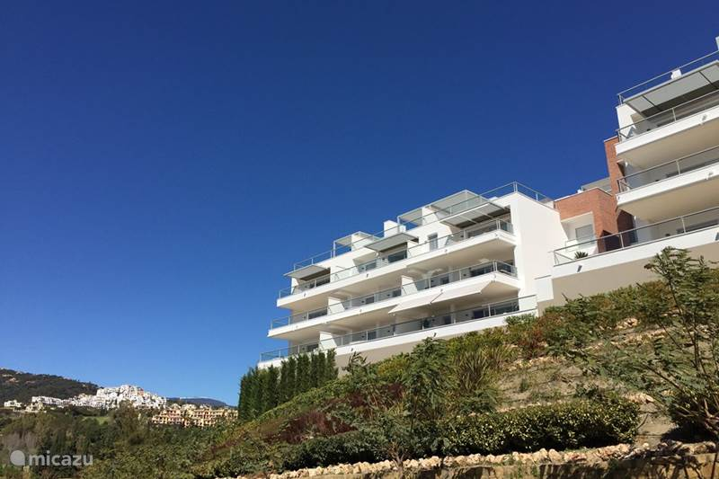 Vacation rental Spain, Costa del Sol, Marbella Apartment Avalon
