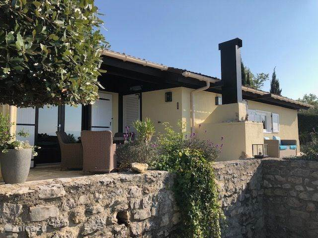 Vakantiehuis Frankrijk, Gard, Saint-Privat-de-Champclos - bungalow La Belle Vue