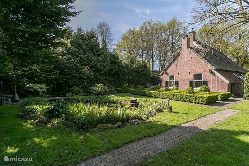 Vakantiehuis Nederland, Drenthe, Orvelte Boerderij Orvelter Stee