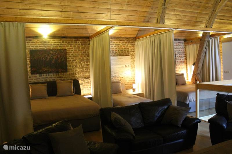 Vacation rental Belgium, Limburg, Riemst Holiday house Hoeve Coenegrachts