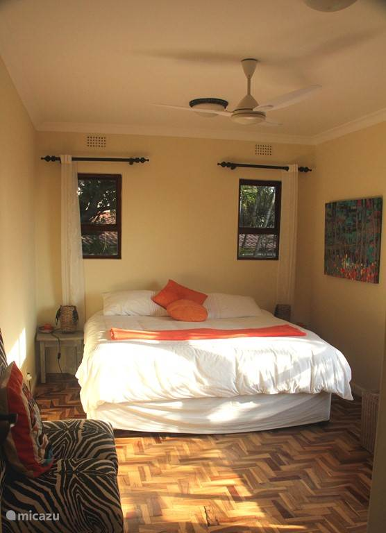 Gasten slaapkamer