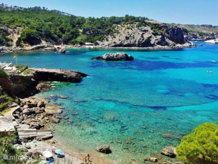 Vakantiehuis Spanje, Ibiza, Cala de Bou Appartement Marina Palace appartement