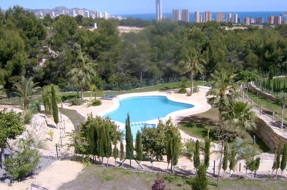 Vakantiehuis Spanje, Costa Blanca, Finestrat - appartement Siërra Cortina