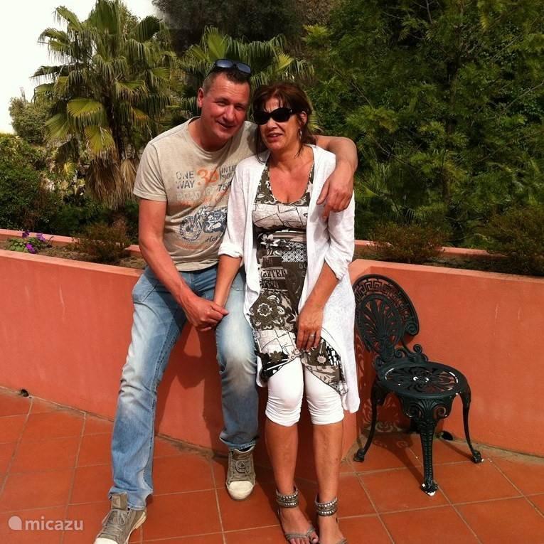 Henk & Anje  Pelgrim