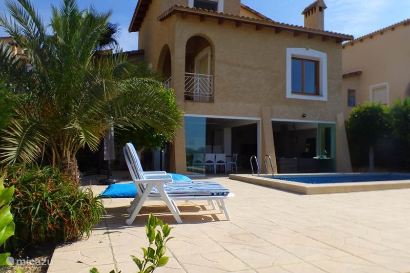 Vakantiehuis Spanje, Costa Blanca, Alicante Villa Casarelleu