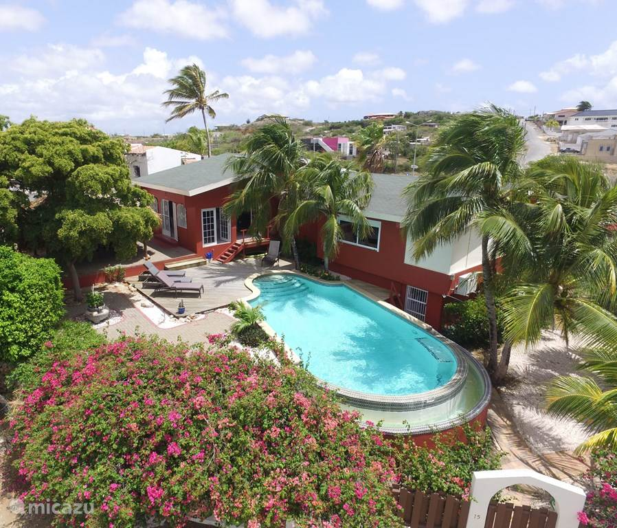 Vacation rental Curaçao, Banda Ariba (East), Jan Thiel villa Holiday Villa Mayaluna