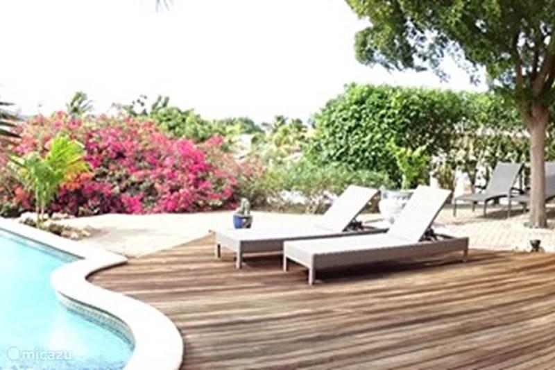 Vakantiehuis Curaçao, Banda Ariba (oost), Jan Thiel Villa Vakantie Villa Mayaluna