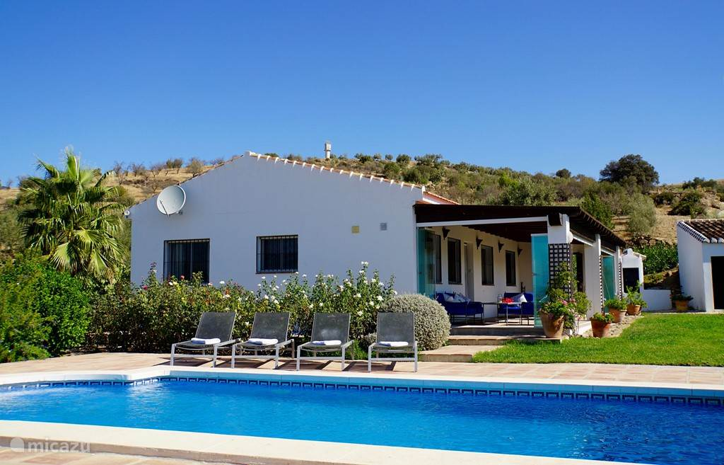 Vakantiehuis Spanje, Andalusië – gîte / cottage Charmante cottage in Andalusië