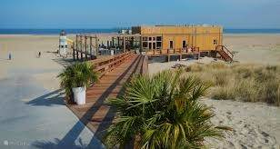 Beach restaurant De Dam
