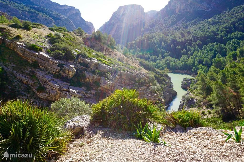 Wandelen op de Caminito del Rey