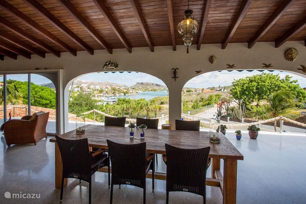 Vakantiehuis Curaçao, Banda Ariba (oost), Spaanse Water Villa  Jan Sofat 45