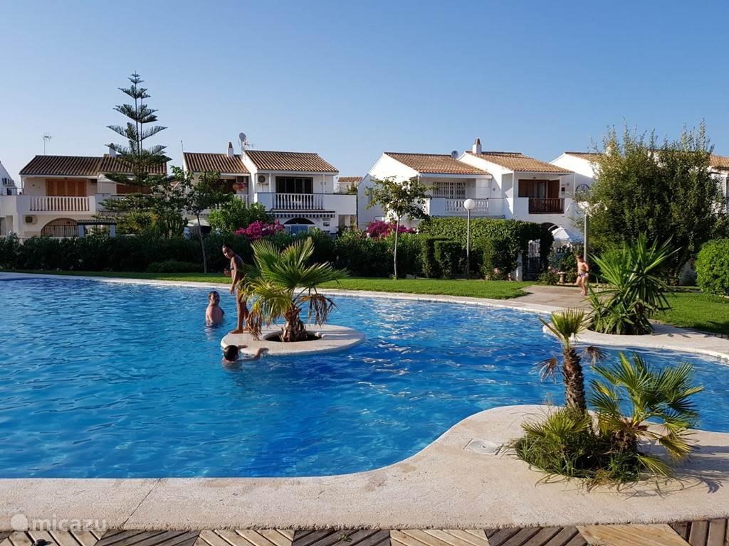 Vakantiehuis Spanje, Costa Blanca, Gran Alacant - Santa Pola appartement Appartemento Estella