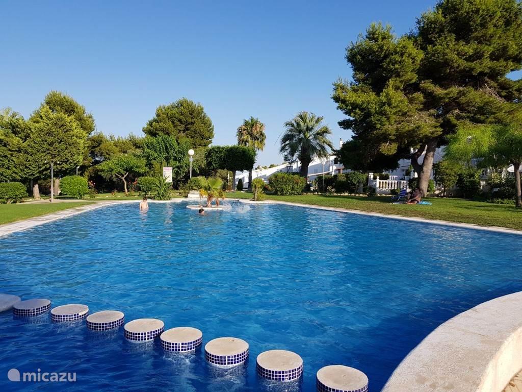 Kindvriendelijk zwembad