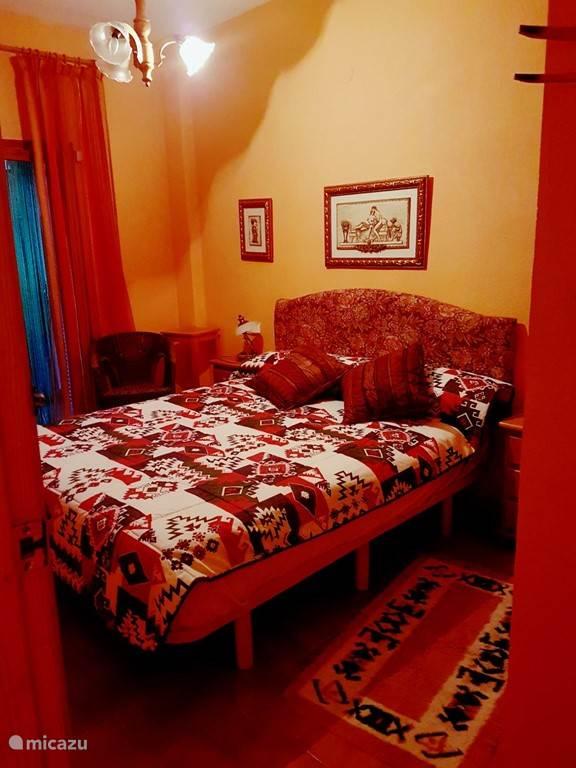 Hoofdkamer slaapkamer