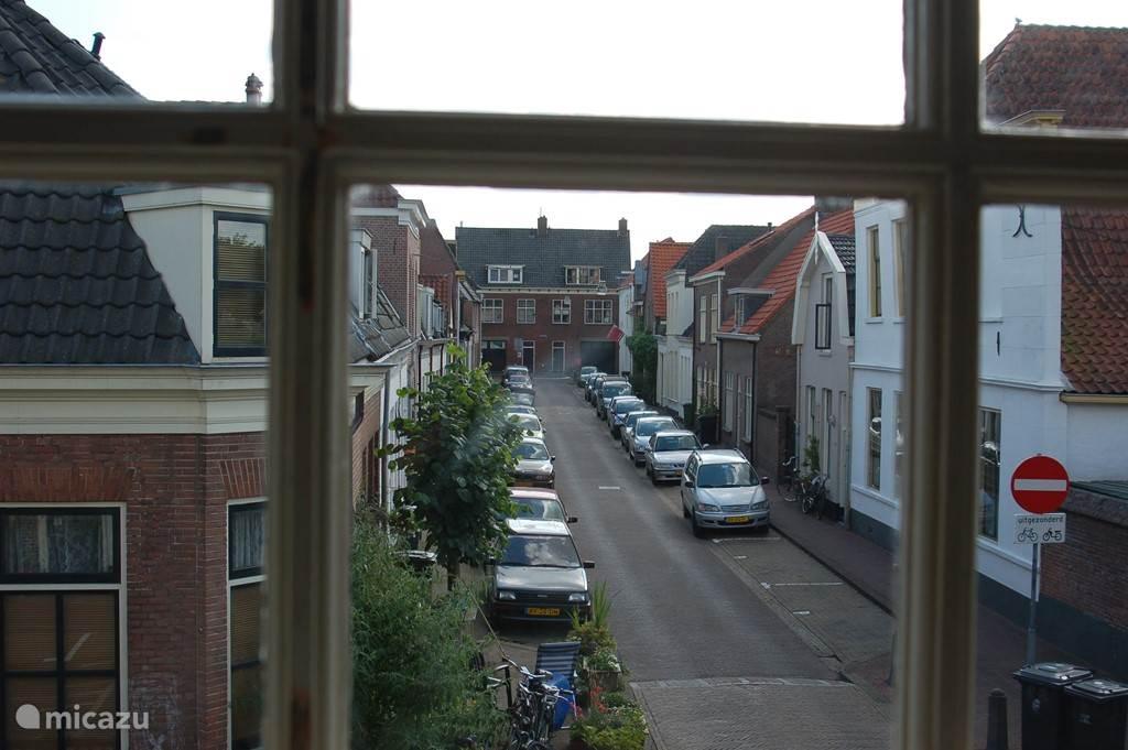 Uitzicht slaapkamer 1