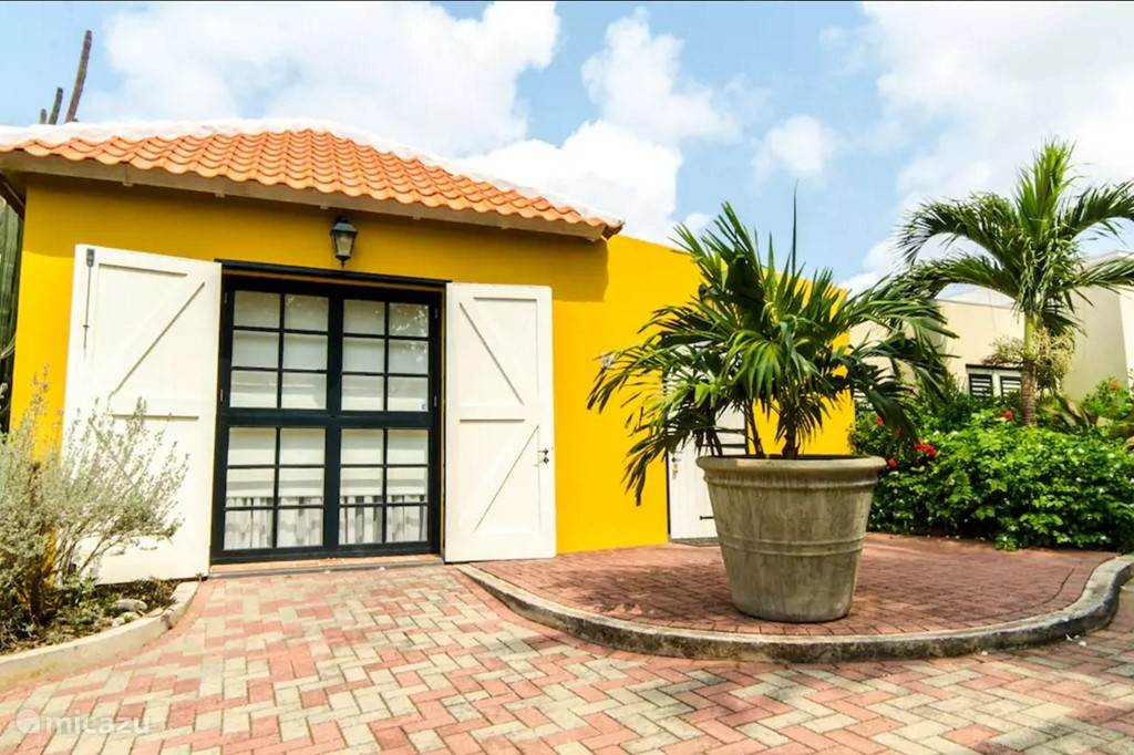 Vacation rental Curaçao, Curacao-Middle – holiday house Coach House at Bona Vista Country House