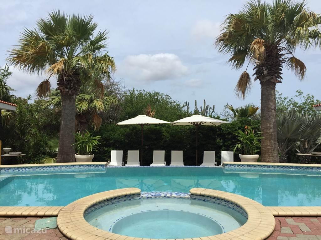 Vakantiehuis Curaçao, Curacao-Midden, Mahaai/damacor - vakantiehuis  Villa Cas Abou Bona Vista